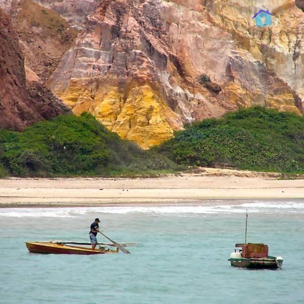 terreno maravilhoso na praia do amor - conde pb
