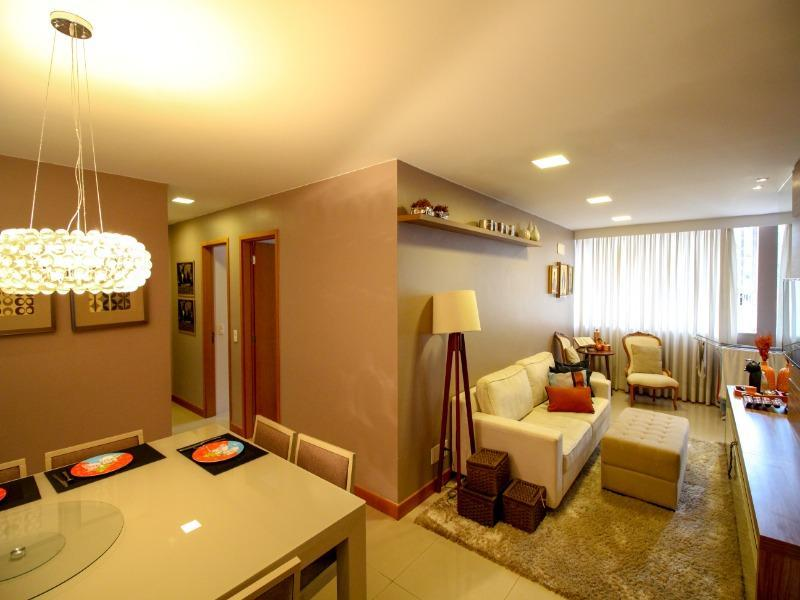 apartamento 3 quartos - setor noroeste - df