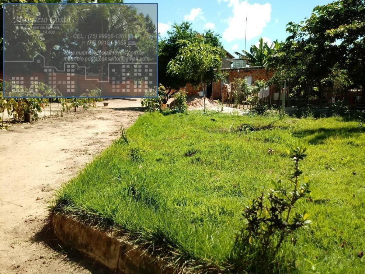 terreno à venda em montegordo - camaçari - bahia