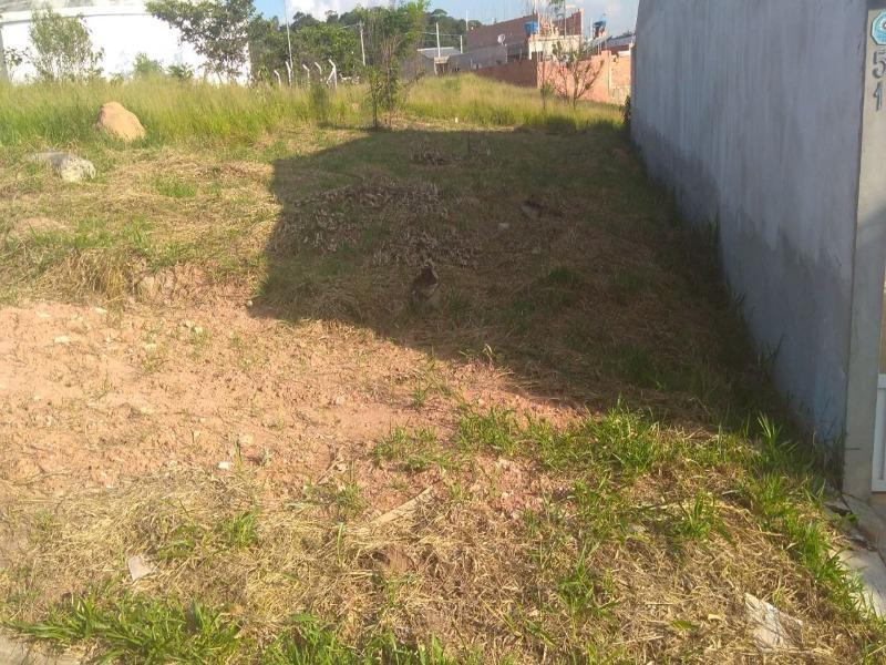 terreno - jardim bahia i