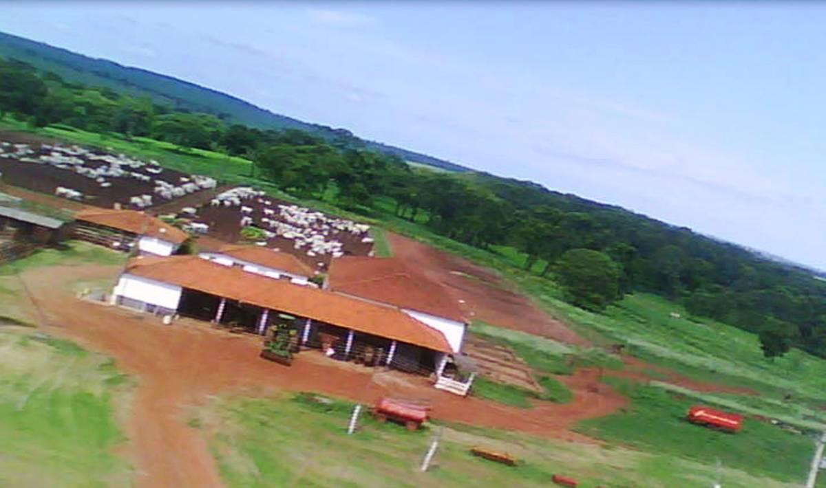 Rural de 7 quartos, Araçatuba