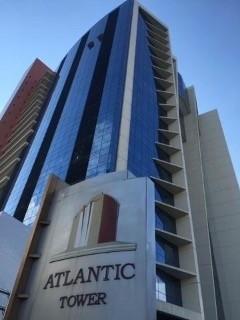 sala venda, atlantic tower, sala manaus, sala atlantic tower, sala pronta