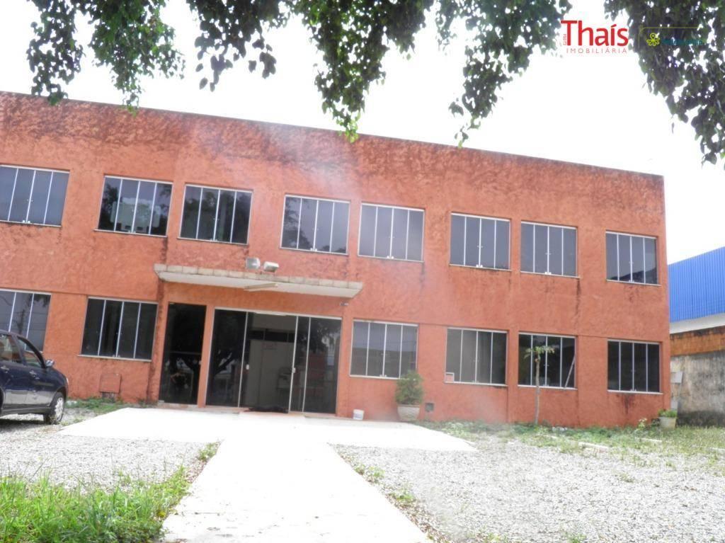 01 prédio - QS 09 RUA 100
