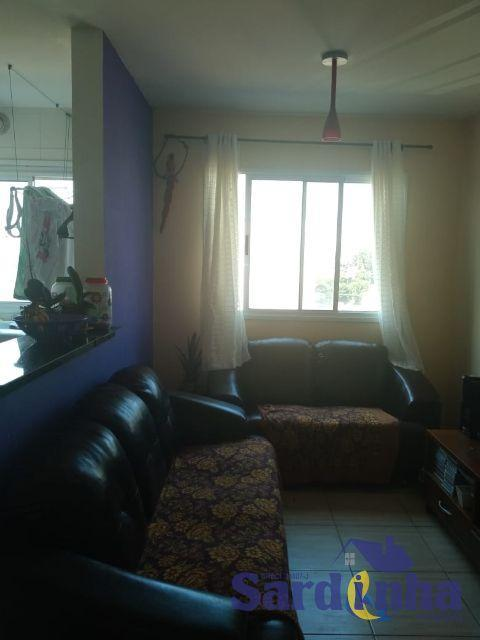 apartamento à venda 45 m - 2 dormitórios, 1 banheiro, cozinha com armários, sala de estar, área de s