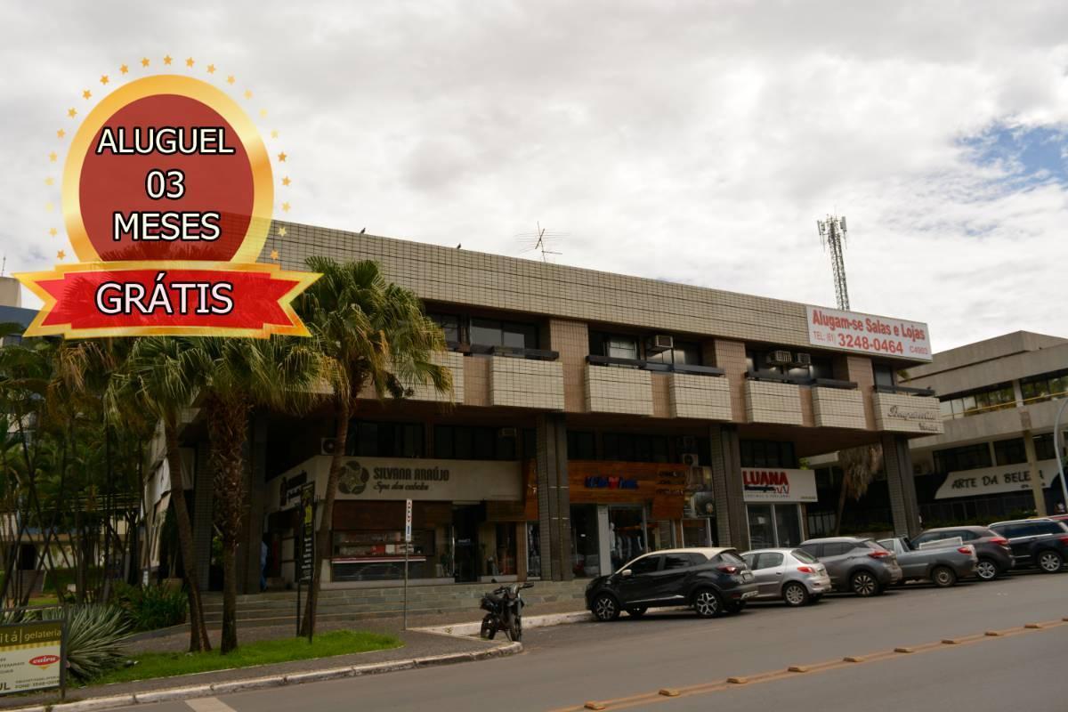 Comercial de 0 quartos, Brasília