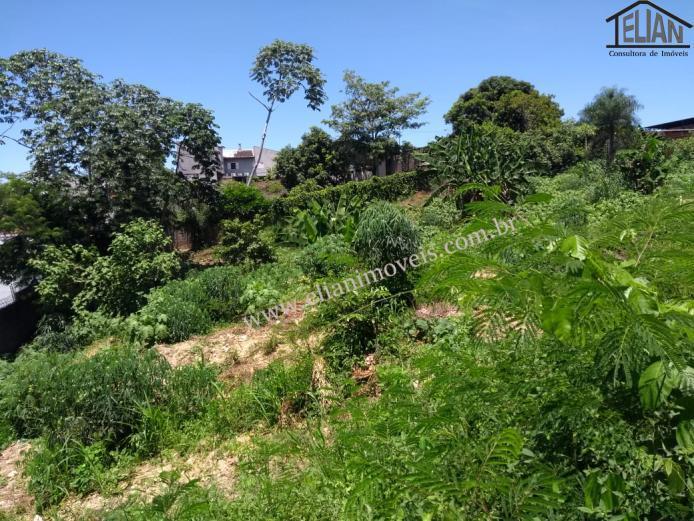 - dois terrenos juntos em declive a duas quadras da estrada do moinho