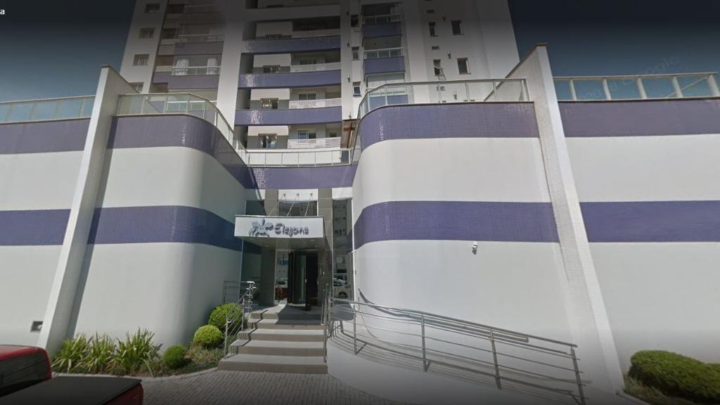 apartamento com 2 dormitórios à venda, 107 m por r 400.000 - jaraguá esquerdo - jaraguá do sul sc
