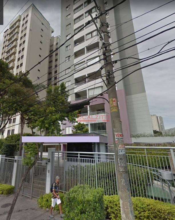 apartamento com 2 dormitórios à venda, 49 m por r 328.000 - vila bertioga - são paulo sp