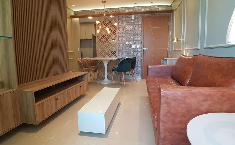 apartamento no luciano cavalcante, 69 m , 3 quartos, 3 banheiros, passaredo