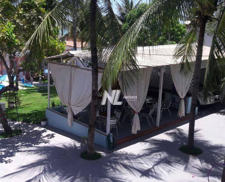 casa com 8 dormitórios à venda, 350 m por r 1.350.000 - cotovelo distrito litoral - parnamirim r