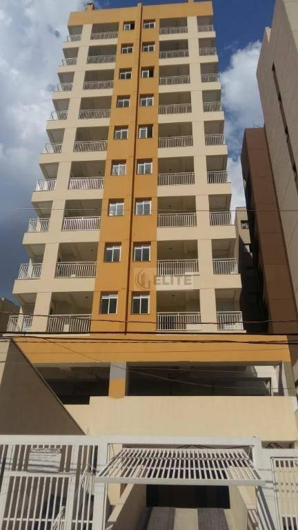 otimo apartamento no campestre - 50 m com 2 vagas de garagem