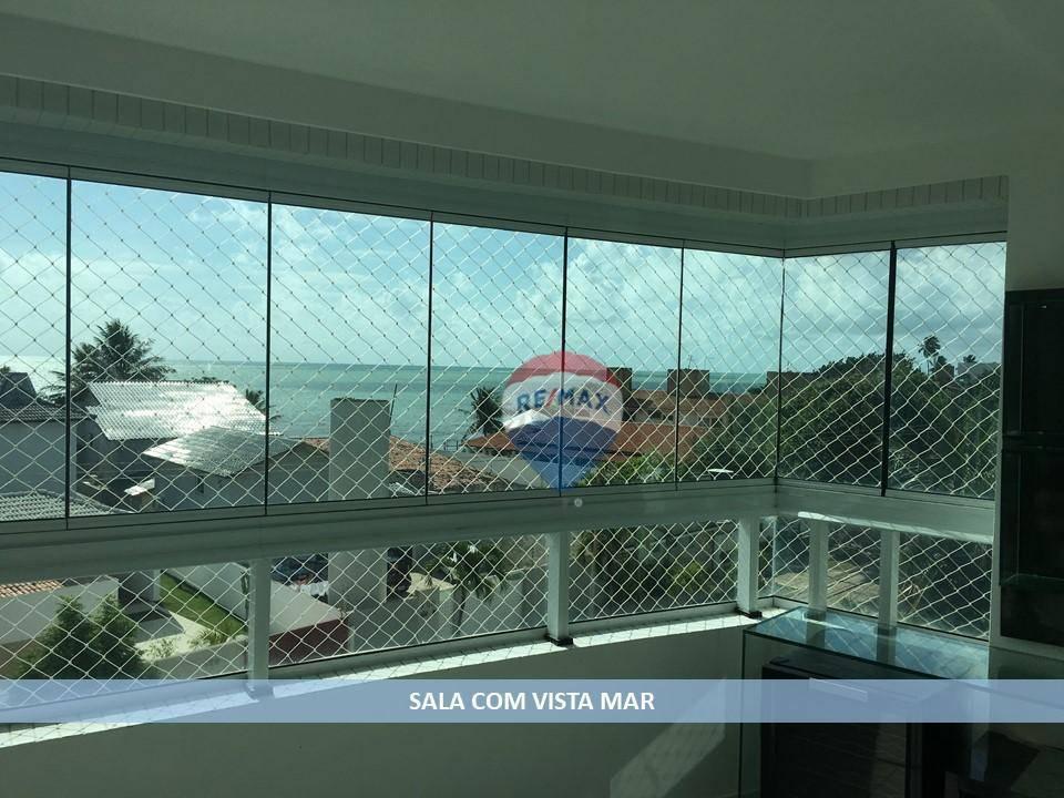 apartamento com 3 dormitórios à venda, 147 m por r 648.999 - poço - cabedelo pb