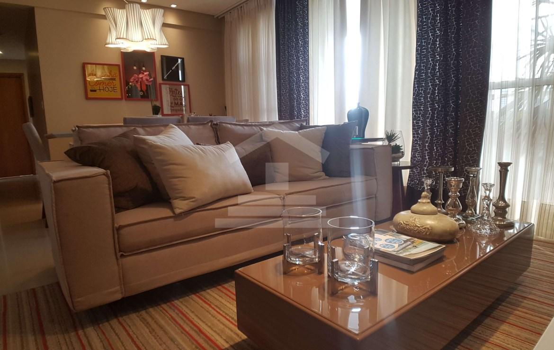 apartamento com 75 m , uma linda área de lazer, 3 quartos, salão de festas