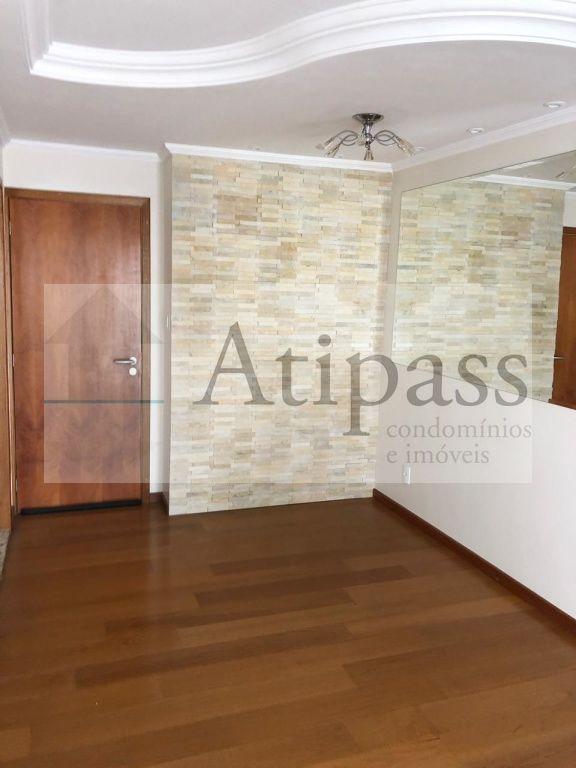 apartamento á venda - bairro dos casas sbc 2 dormitórios 1 banheiro 1 vaga garagem 49 m