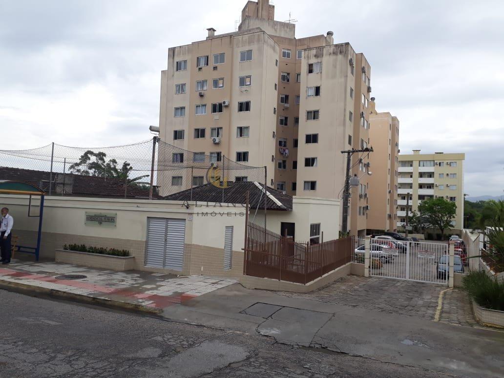 apartamento padrão para venda em fazenda santo antônio são josé - sc