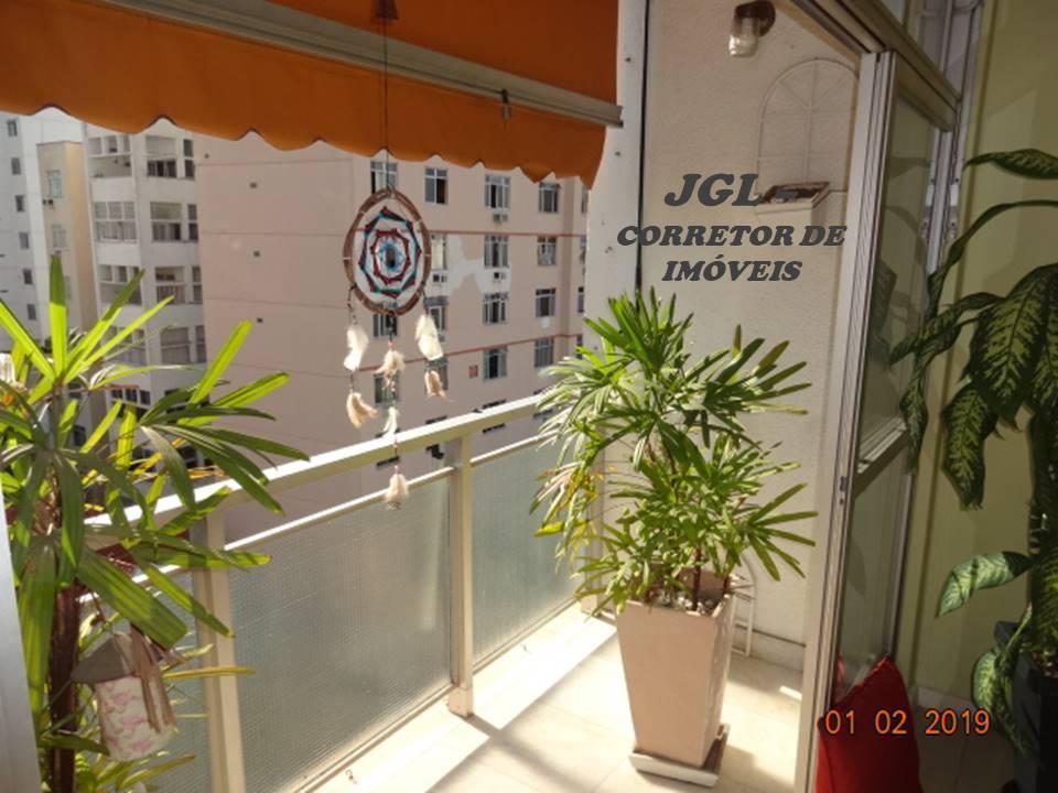 lindo apto varanda, salão, 3 qtos 1 suite closet , depend, c vg garagem, 115 m