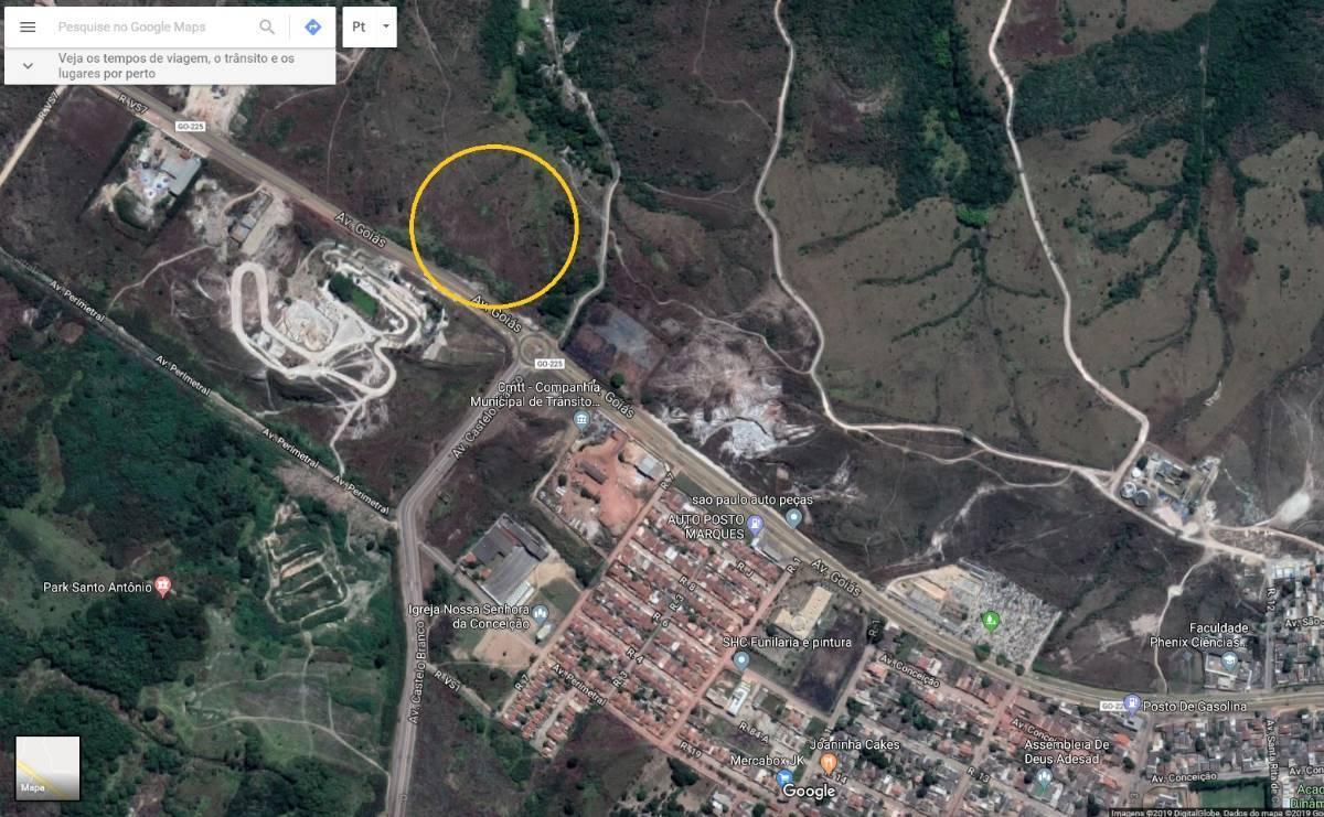 Terreno de 0 quartos, Santo Antônio do Descoberto