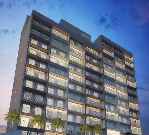 Apartamento · 26m² · 1 Quarto