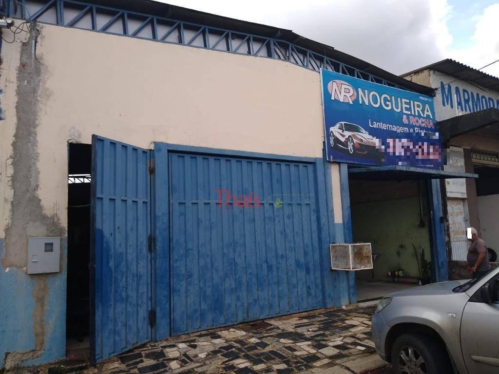 galpão na ade - área de desenvolvimento econômico à venda - ceilândia df