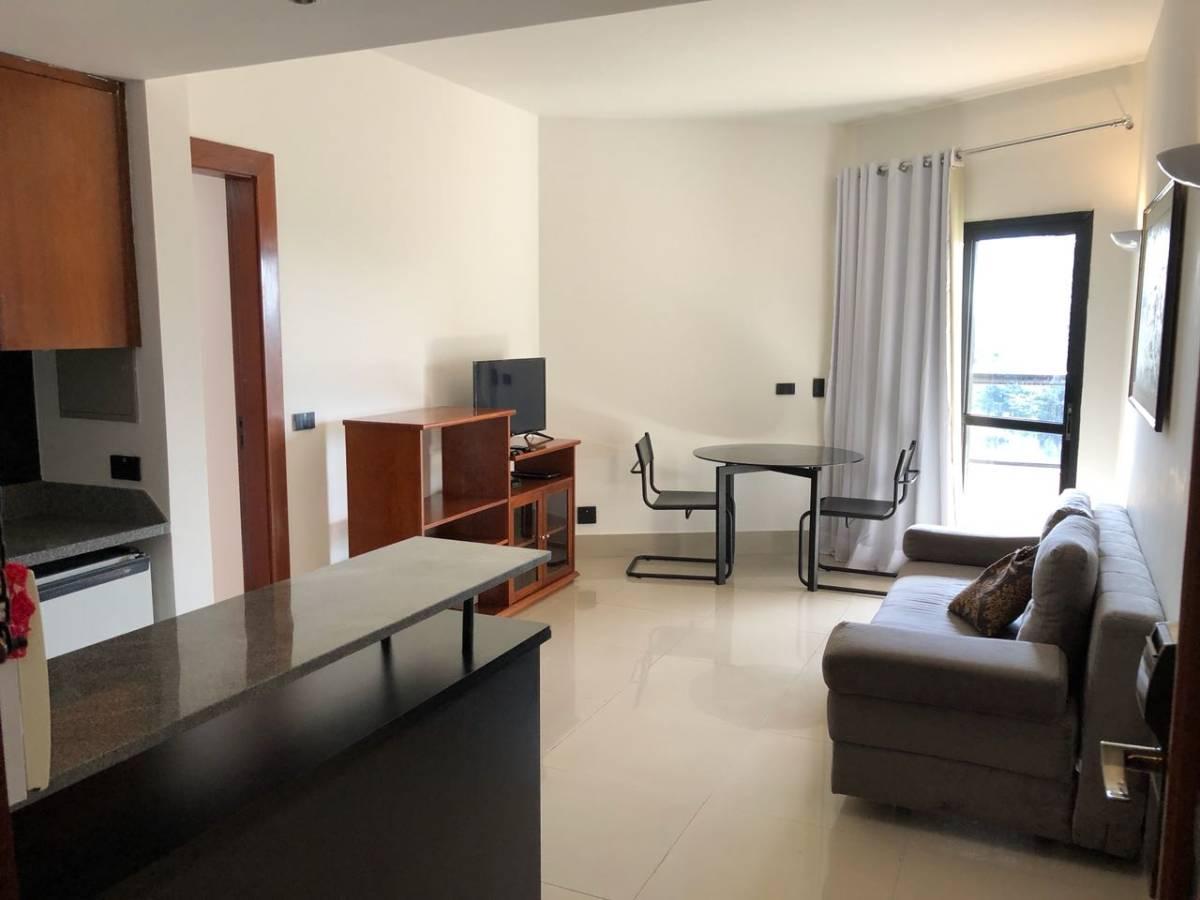 shs quadra 02 - flat bonaparte hotel - ótimo preço