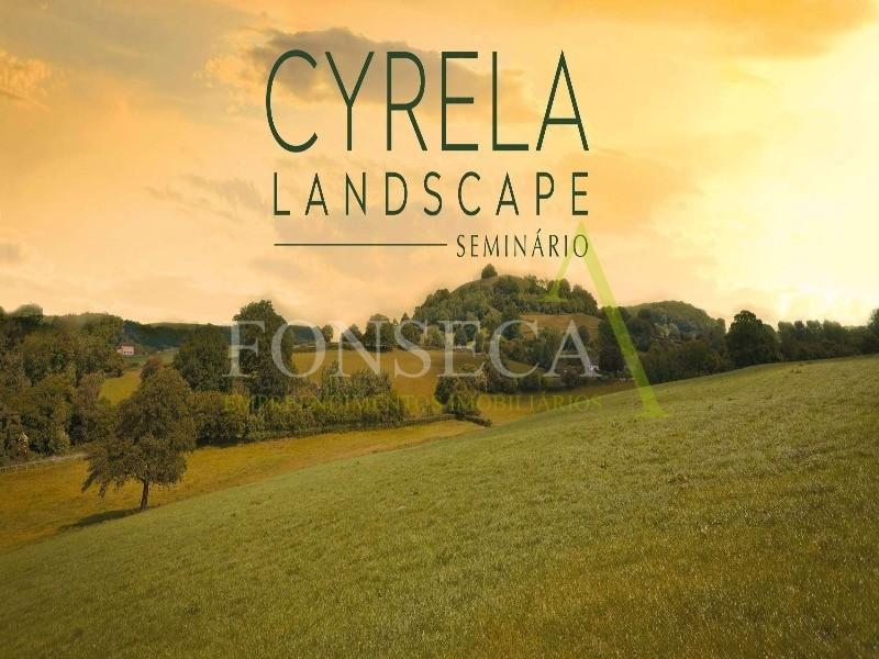 terreno - seminario landscape cyrella