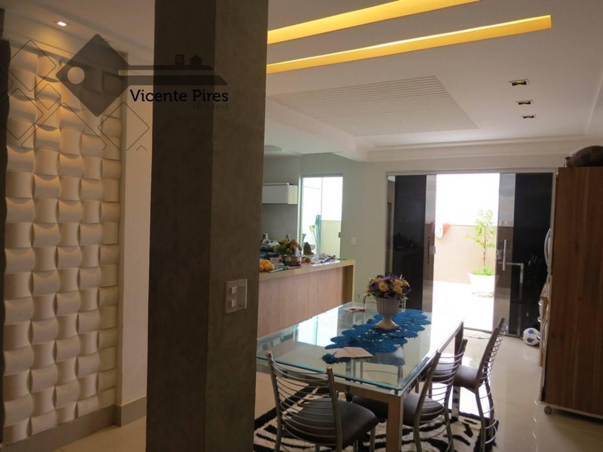 Apartamento de 3 quartos, Vicente Pires