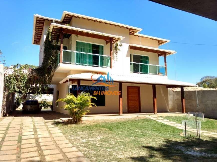 casa padrão para venda em recanto da lagoa lagoa santa - mg