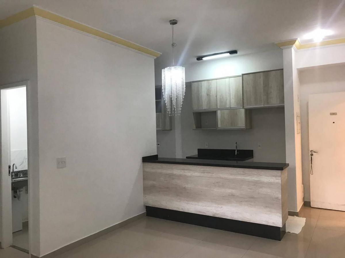 Apartamento · 63m² · 3 Quartos · 1 Vaga