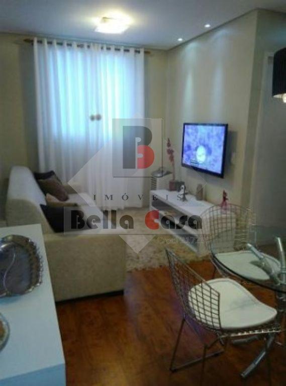 apartamento 2 dormitório 50 m