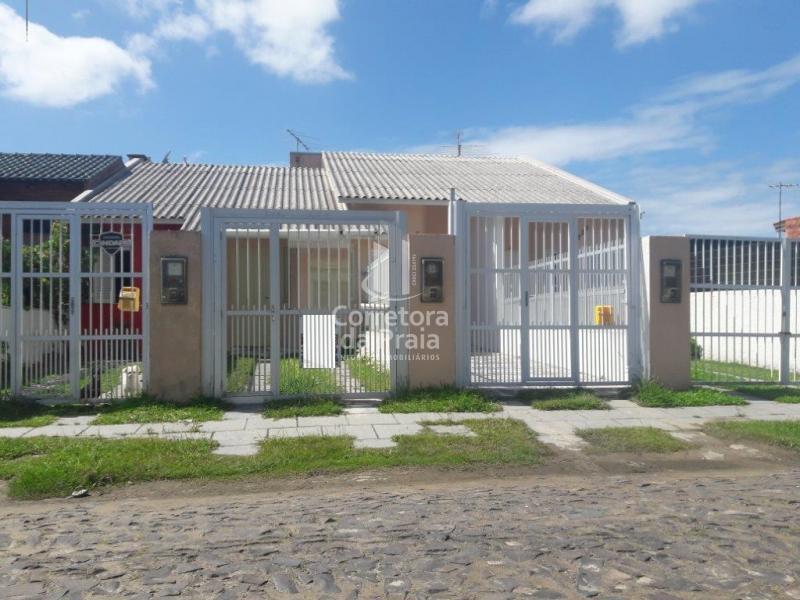 casa para venda em tramandaí, centro, 2 dormitórios, 1 banheiro, 1 vaga