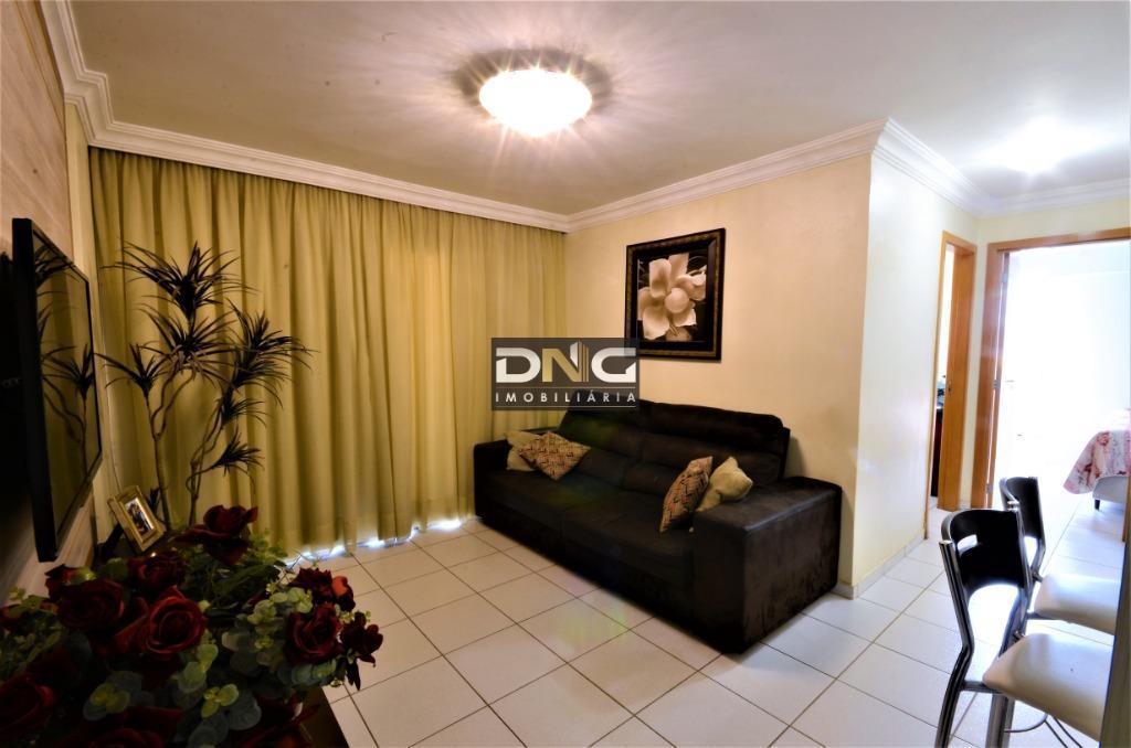 apartamento, 2 quartos, área especial 2, ae 2, belvedere, guará, de canto, vaga coberta, armários, a