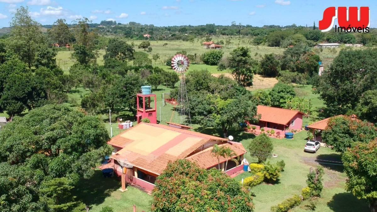 Rural de 5 quartos, Brasília