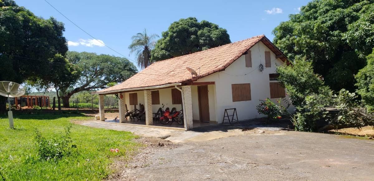 Rural · 4 Quartos · 20 Vagas