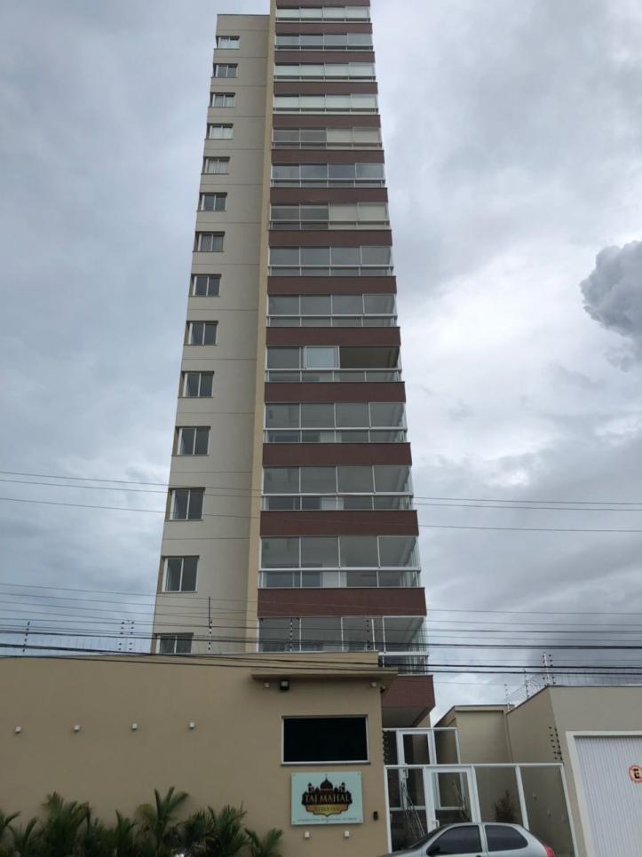 condomínio residencial taj mahal
