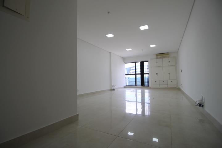 1- Sala vista da entrada