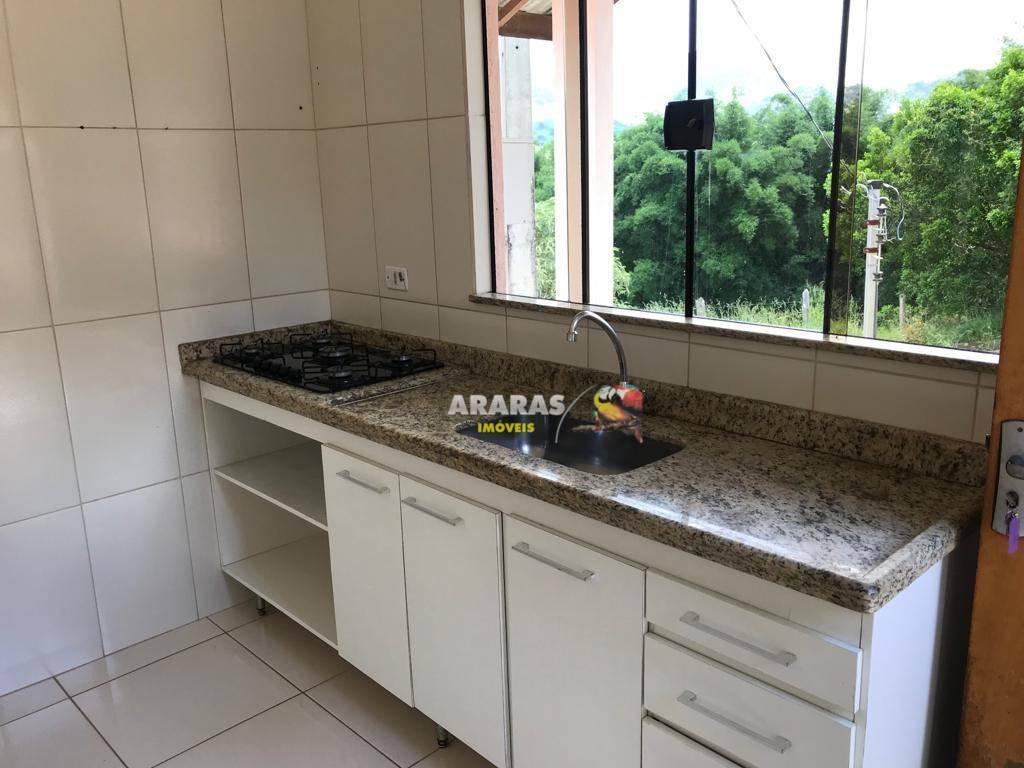 casa com 2 dormitórios à venda, 60 m por r 180.000 - eldorado - paraisópolis mg