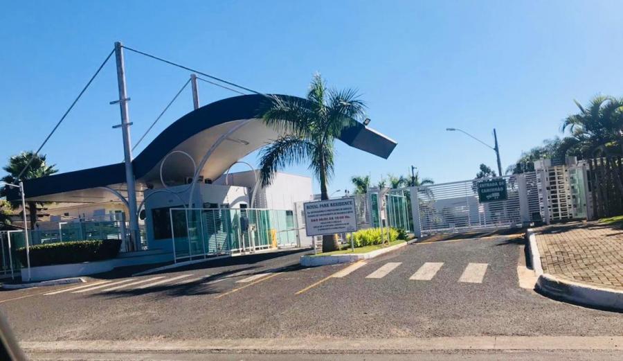 terreno em condomínio para venda - uberlândia mg, bairro condomínio royal park