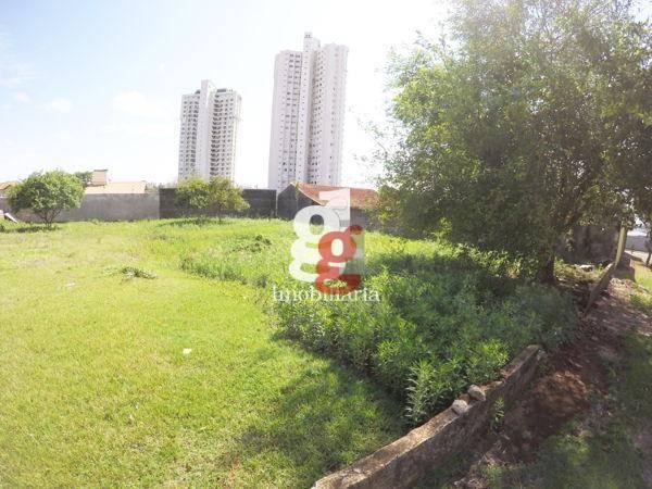 terreno em rua - terreno à venda, 525 m por r 450.000 - aurora - londrina pr