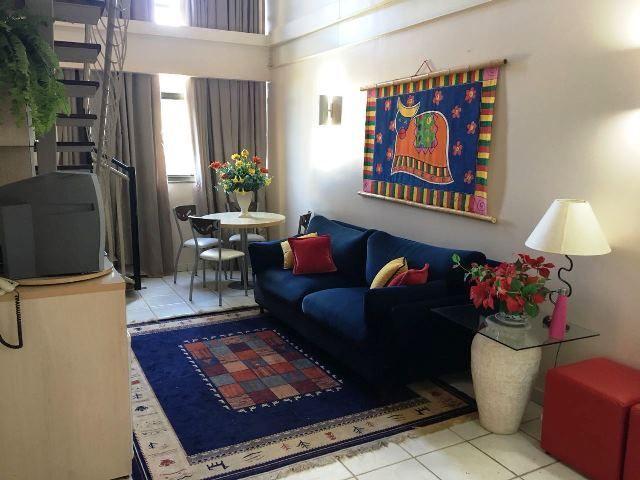 Apartamento de 2 quartos, Rio Quente