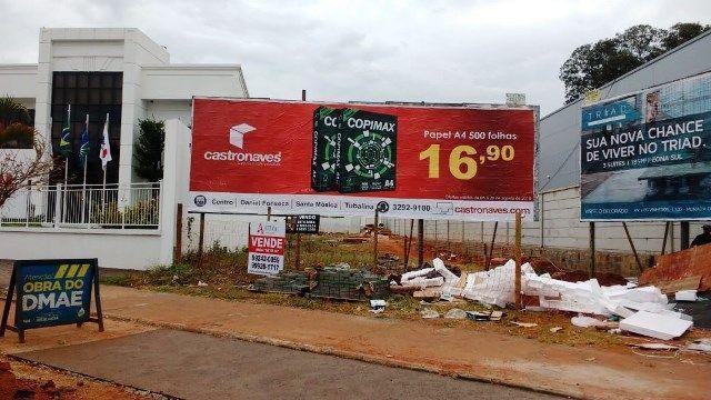 venda de terreno no bairro copacabana em uberlândia