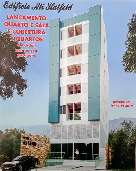 lançamento - quarto e sala, 1 vaga, elevador - são pedro - juiz de fora