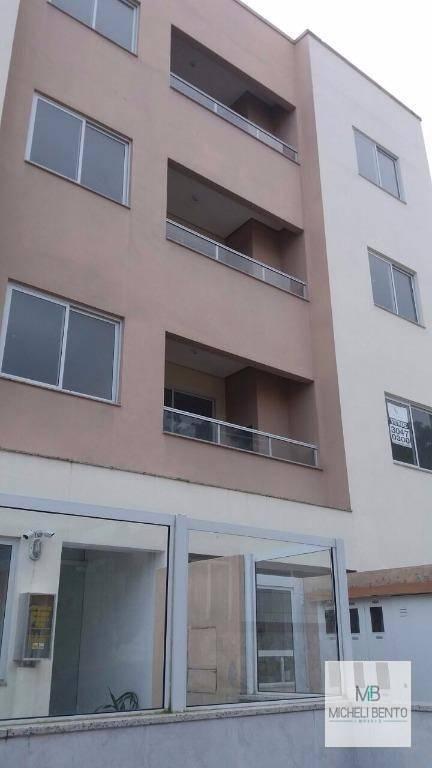 apartamento residencial à venda, fazenda santo antônio, são josé