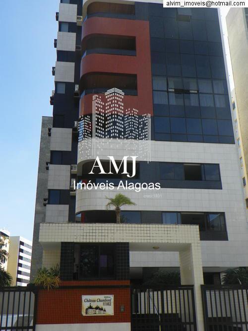 Apartamento de 4 quartos, Maceió