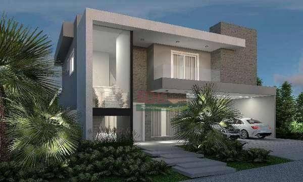 casa com 4 dormitórios à venda, 450 m por r 1.250.000 - jardim castanheira - são josé dos campos s