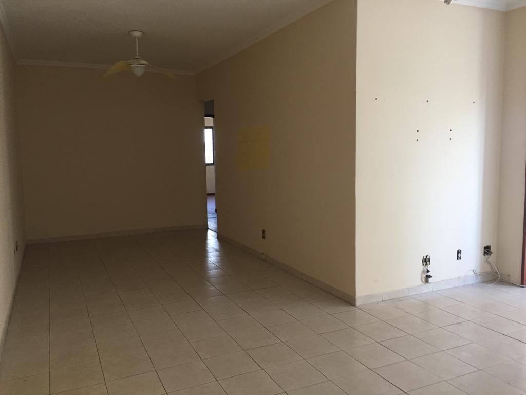 sala em L com 3 ambientes