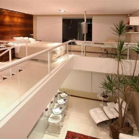 Apartamento de 1 quarto, Águas Claras
