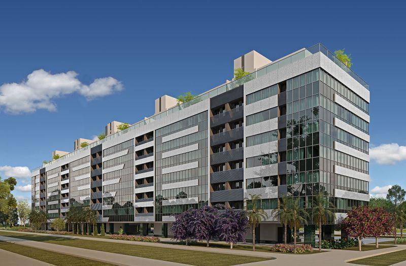 Apartamento · 85m² · 2 Vagas