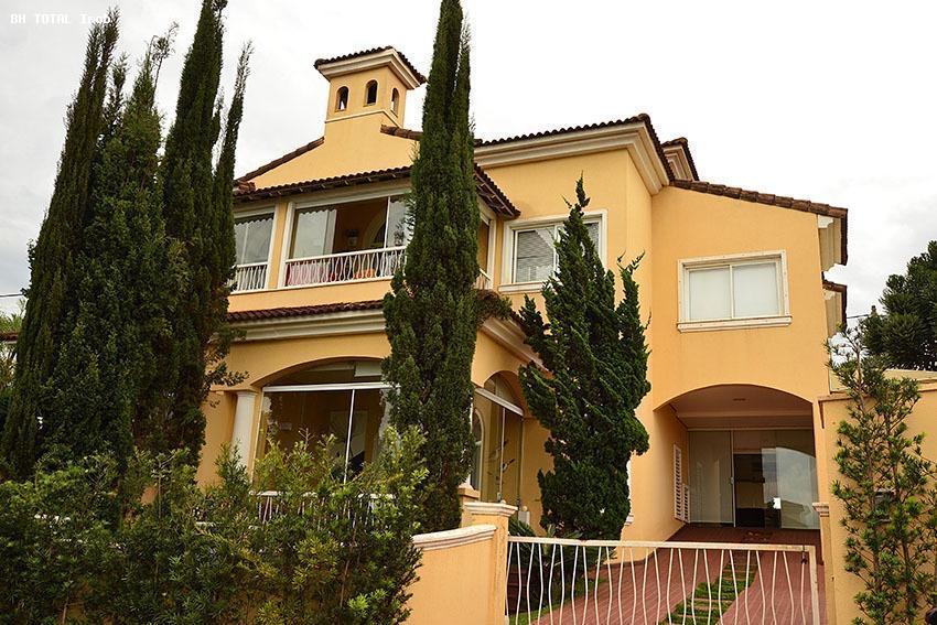 casa em condomínio para venda em nova lima, alphaville, 4 dormitórios, 3 suítes, 5 banheiros, 7 vaga