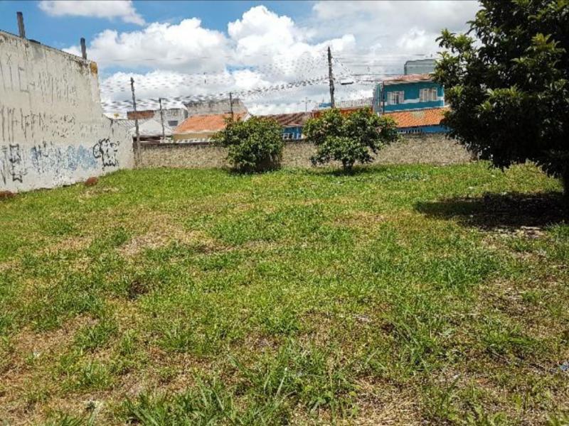 terreno para venda - curitiba pr, bairro pinheirinho