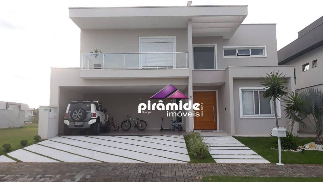 casa com 5 dormitórios à venda, 384 m por r 2.200.000 - urbanova - são josé dos campos sp